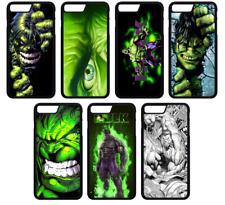 INCREDIBLE HULK Marvel Superhéroe Teléfono Estuche Cubierta iPhone Todos Los Modelos Compatibles