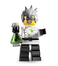 LEGO 8804 Series 4 Minifigure - Crazy Scientist - New Mint