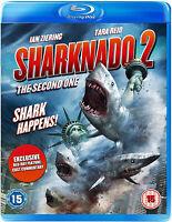 Bluray Neuf : Sharknado 2: The Second One [Blu-Ray] [Import UK]