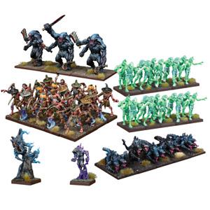 Mantic Games - Kings of War - Nightstalkers - Nightstalker Army