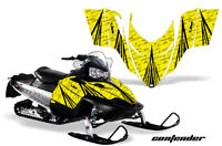 Sled Graphics Kit Decal Sticker Wrap For Polaris Switchback 2006-2010 CONTDR K Y