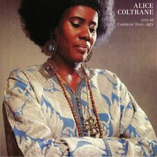 COLTRANE, Alice - Africa: Live At The Carnegie Hall 1971 - Vinyl (LP)