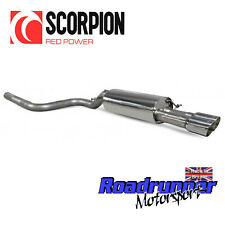 Scorpion Fiesta ST MK8 1.5 Exhaust Stainless System GPF Back NON VALVED SFDS090