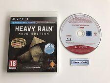 Heavy Rain Move Edition - Promo - Sony PlayStation PS3 - PAL EUR