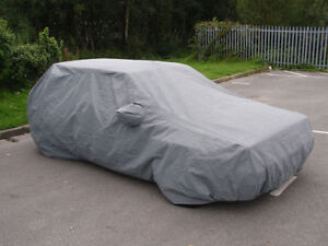 STORMFORCE 4 - Layer Outdoor Car Cover  VW Golf inc GTi Mk 2 to Mk 4 inc Cabrio