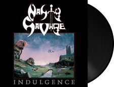 NASTY SAVAGE - INDULGENCE/ABSTRACT REALITY RI  VINYL LP NEU
