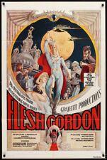 FLESH GORDON original film / movie poster