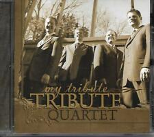 "TRIBUTE QUARTET.......""MY TRIBUTE""........OOP HTF GOSPEL CD"