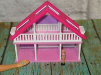 Mattel Barbie Doll Accessory MINIATURE DREAMHOUSE 80's Style STACIE KELLY SIZE