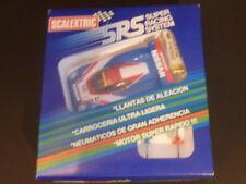 Scalextric SRS 9010 Nissan R 89 C Como Nuevo Sin Usar Ex Tienda Stock