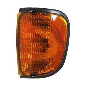 Fits 04-07 Ford Van Corner Light Side Marker Lamp - Driver Side Left