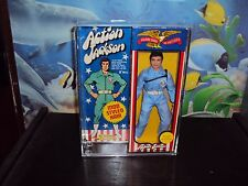 MEGO ACTION JACKSON ACRYLIC CASES THIS SALE IS FOR ACRYLIC CASES ONLY NO TOYS