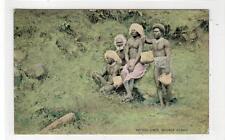 NATIVES, CIMBO: Solomon Islands postcard (C30618)