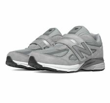New Balance Boys' KV990V4GLP VK990GLP Hook and Loop Running Shoe SIZE 2.5 XW
