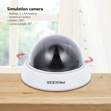 1pc Simulation Monitor Camera Home Camera Webcam (Without Battery)