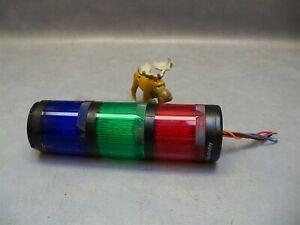 855T Stack Light LED Allen-Bradley Blue Green Red 855T-B24TL series
