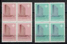 Luxemburg - 1967 - Mi. 751-52 (Blok v. 4) - Postfris - L2007