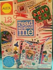 Alex - 2005 - Read All About Me - Create A Book Craft Kit for Kids! New/Sealed
