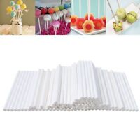 100pcs Lollipop Lolly Stick Party Supplies Candy Chocolate Cake Making Moul