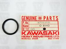 Kawasaki NOS NEW 670B2021 O Ring 21mm H1 EL EN EX KH KL KZ KEF KLF KLT KVF VN ZL