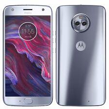 NUOVO CON SCATOLA Motorola Moto X4 32GB XT1900-5 Blu Android sbloccato di fabbrica 4G/LTE SIMFREE