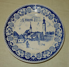 Torgauer DDR Keramik Andenken Jubiläum 1000 Jahre Torgau Bäckertor um 1807