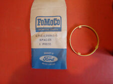 NOS C7OZ-13A865-D 1967 Ford Fairlane Mustang Shelby WOOD WHEEL horn ring spacer