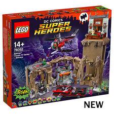 Lego Super Heroes 76052 - Batman Batcave  - NEW - SEALED