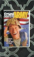 ERNEST IN THE ARMY DVD JIM VARNEY AWESOME FUNNY COMEDY