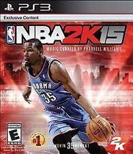 NBA 2K15 (PS3 Sony PlayStation 3)
