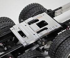 Aluminum 3D 5th Wheel Coupler Coupling Mounting Plate Tamiya RC 1/14 King Hauler