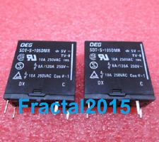 2 pcs SDT-S-105DMR RELAY