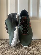 Under Armour Curry 2 Low 1264001-994 Combat Green (Mens 14)