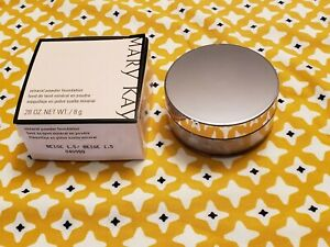Mary Kay Mineral Powder Foundation Beige 1.5 New in Box