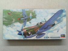 Hasegawa 02510 Curtiss P-40N Warhawk 1:72 Neu in OVP mit Lagerungsspuren