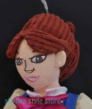 The King and I ANNA Warner Bros Bean Bag Doll Plush Toy Studio Store with Tag