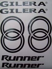 Gilera Runner Decals/Stickers