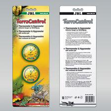 JBL TerraControl (1 Hygrometer + 1 Thermometer), für Terrarien