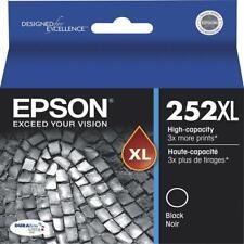 Epson GENUINE 252XL Black Ink (NO RETAIL BOX) for WorkForce WF-3620