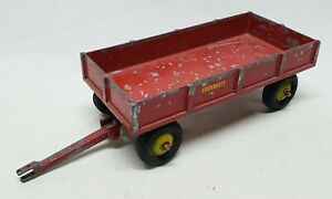 Vintage Cockshutt Barge Wagon By Advanced Products Co. 1/24 Scale RARE Original