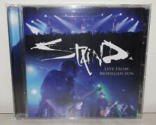 CD STAIND - LIVE FROM MOHEGAN SUN - NUOVO NEW
