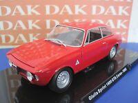 Die cast 1/24 Modellino Auto Alfa Romeo Giulia Sprint GTA Corsa 1965