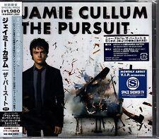 JAMIE CULLUM The Pursuit 2010 Japanese 14-track promo sample CD SEALED