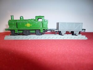 Lone Star N/000 - BR Tank loco & 4 x wagons- Unboxed