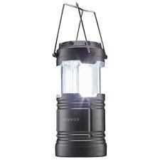 Zennox LED Camping Lantern Tent Torch Hanging Hook Handles Battery Powered Light