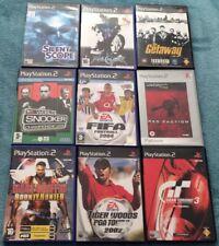 9 x PS2 Games Bundle PlayStation 2