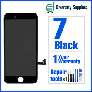 OEM Apple iPhone 7 Black LCD Touch Screen Digitizer Display Replacement 3D Touch