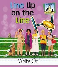 Line Up on the Line (Homonyms)-ExLibrary