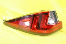 🌆 16 17 18 19 Lexus RX350 RX450h Left LH Driver Tail Light OEM *NICE*