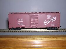 "ATHEARN #5002 C.B.& Q.""Burlington"" 40' AAR Box Car #35789 Built-up B.C.Red"